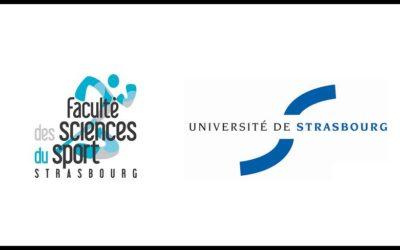Formation Marketing Digital en Master Marketing du Sport, pour la Faculté des Sciences du Sports de Strasbourg